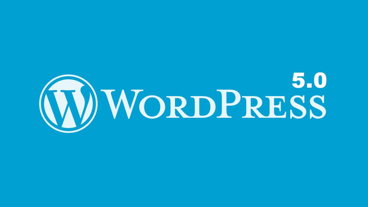 WordPress 5.0: quando uscirà e cosa aspettarsi