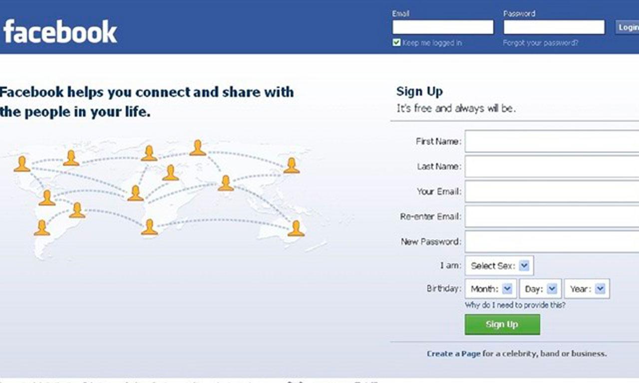 Come iscriversi su Facebook: la guida semplice
