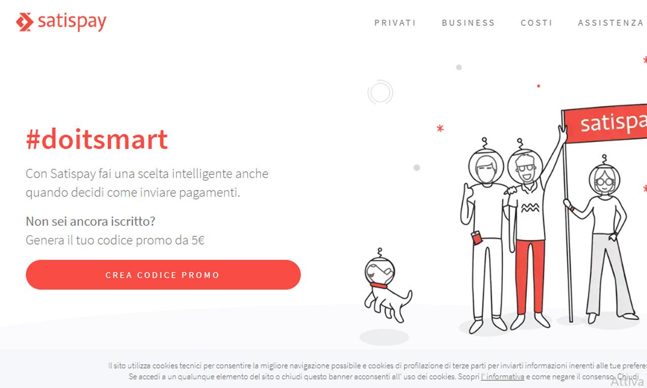Satispay: Come funziona l'app per pagare con lo smartphone