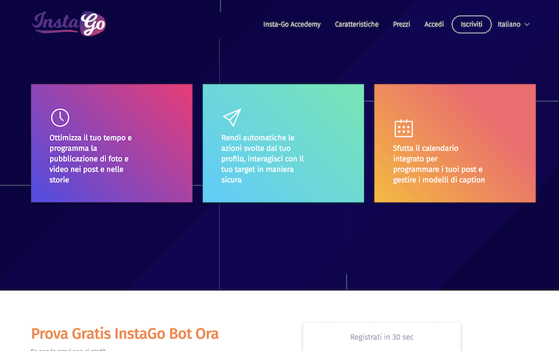 InstaGo Bot