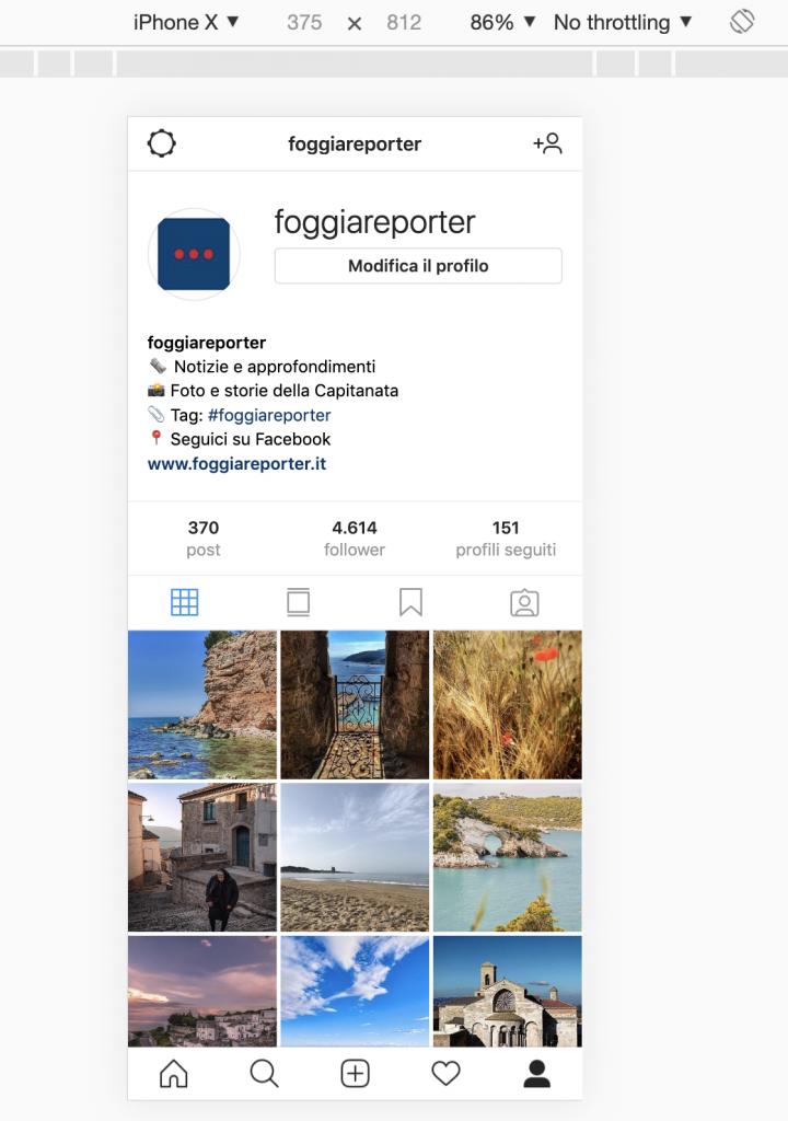 Come accedere ad Instagram da PC
