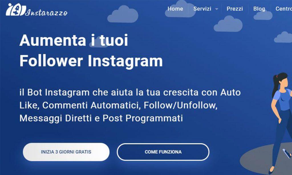 Instarazzo bot instagram semplice