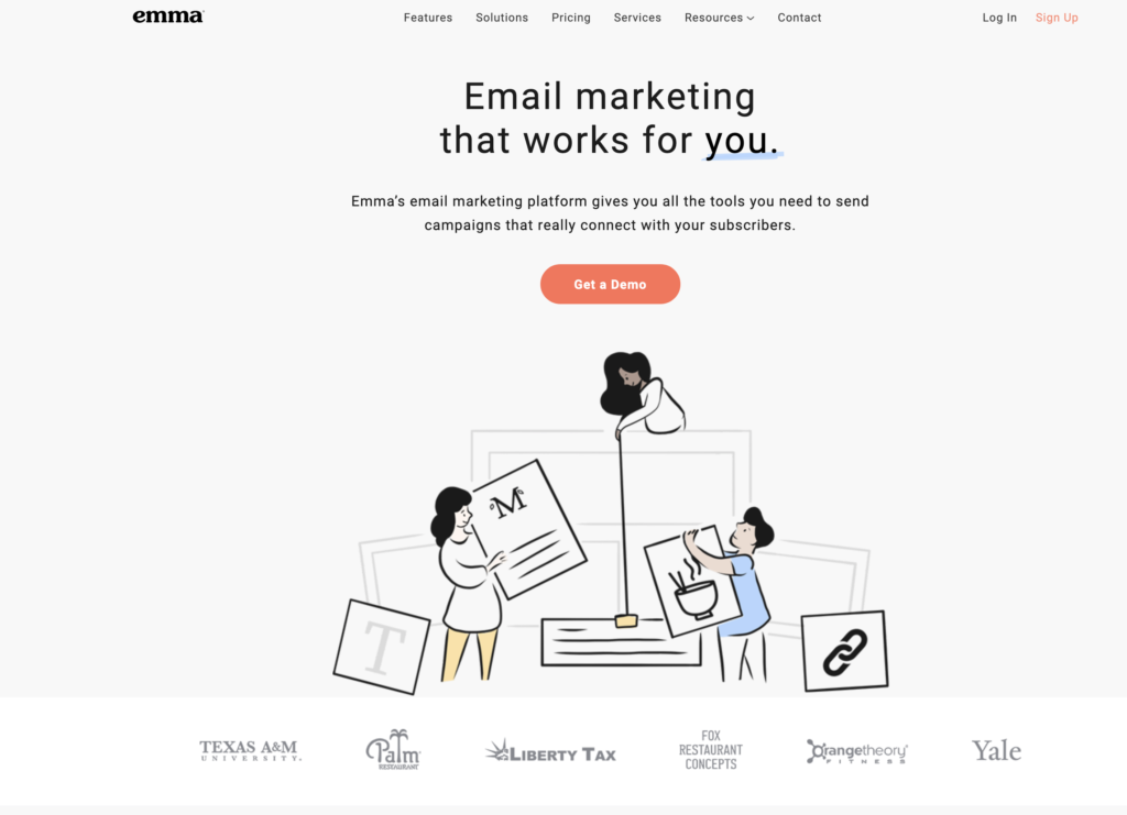 Emma - Email Marketing Software