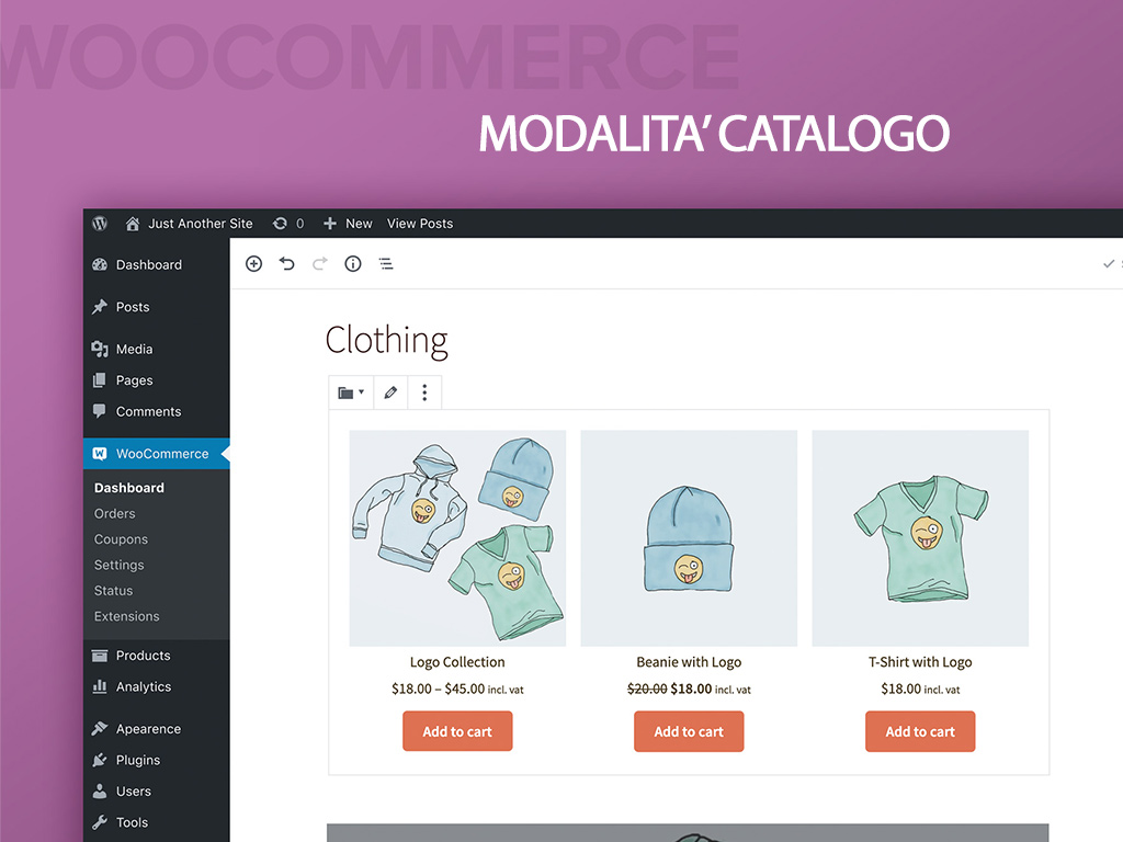 Usare WooCommerce come catalogo: la guida