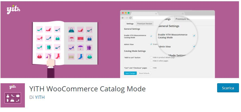 yith woocommerce catalog mode