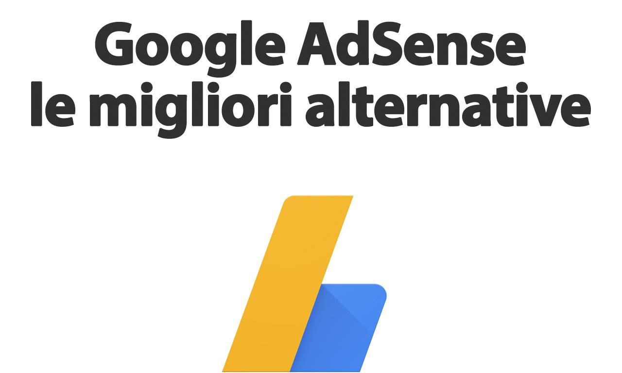 Google Adsense Alternative Migliori