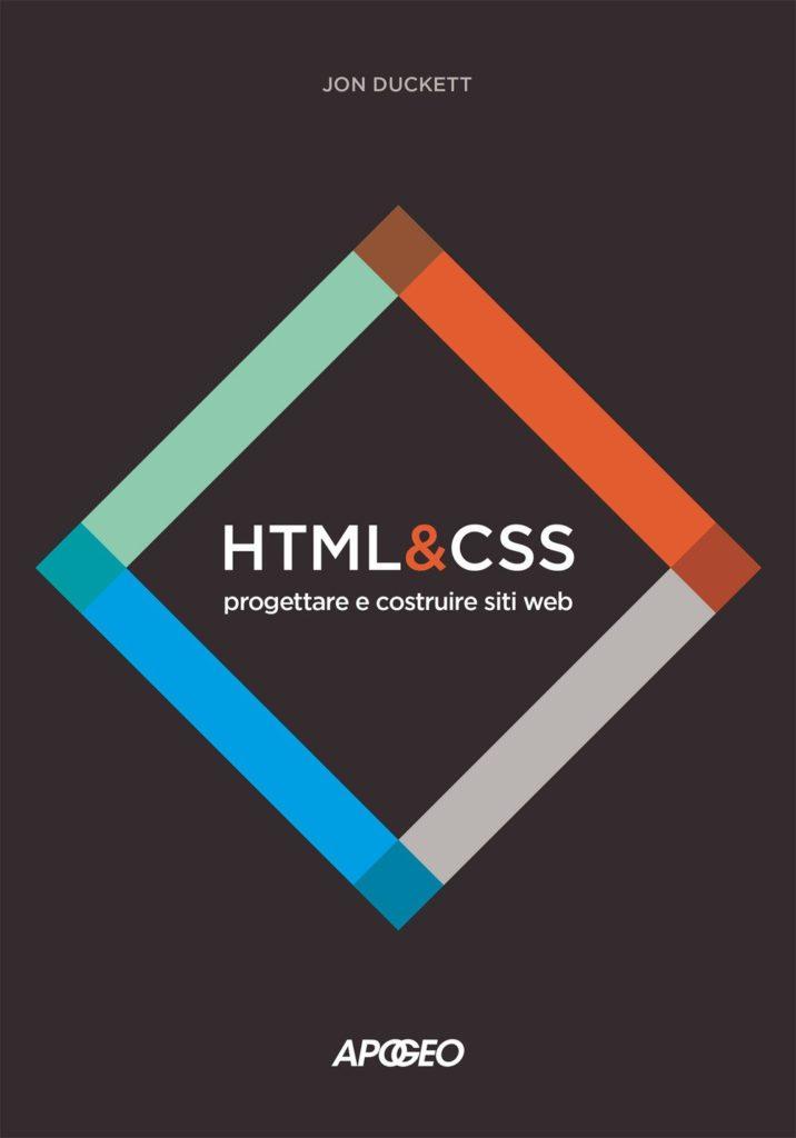html e css libro