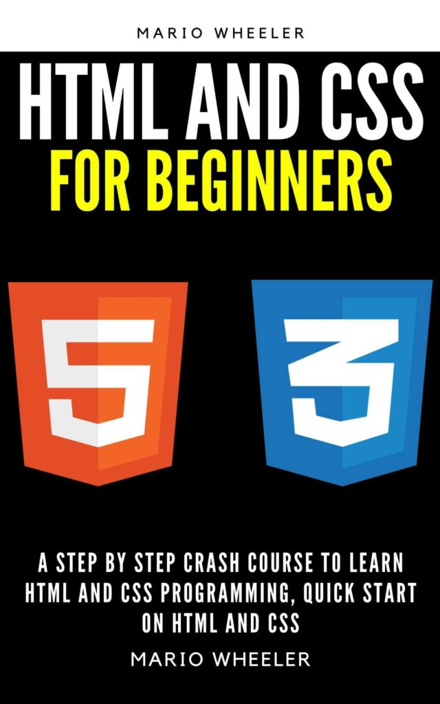 Html and CSS for beginners