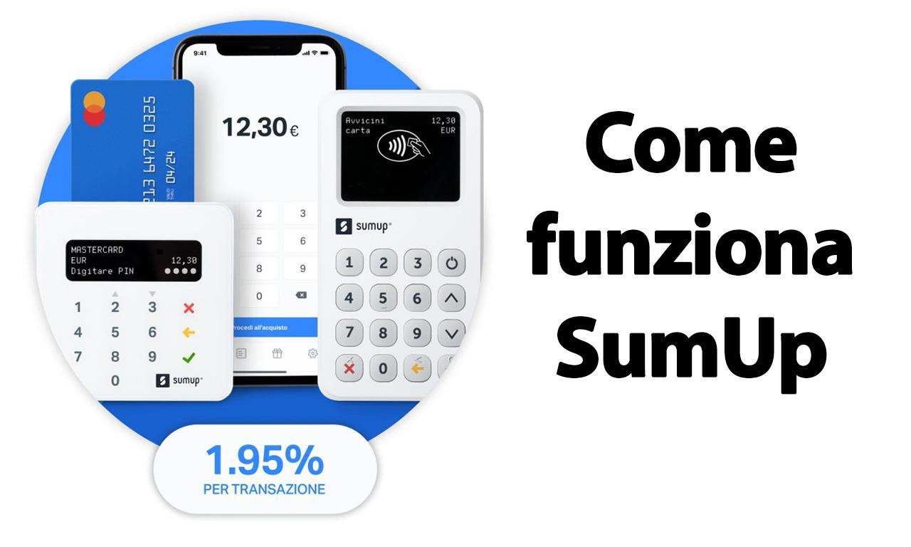 SumUp: come funziona il mobile POS economico
