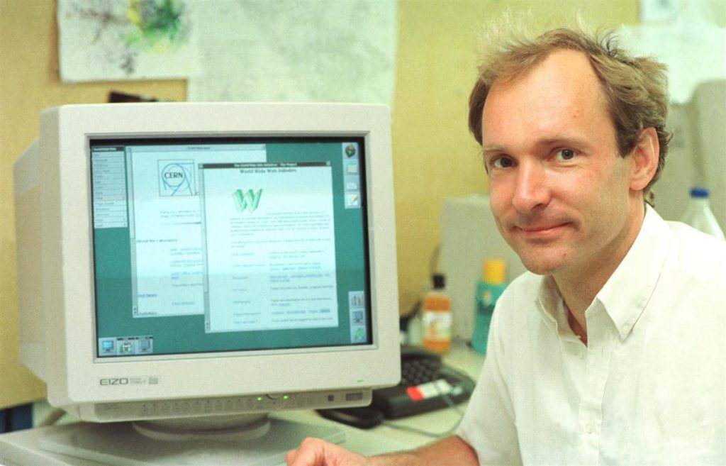 Tim Berners Lee - HTML