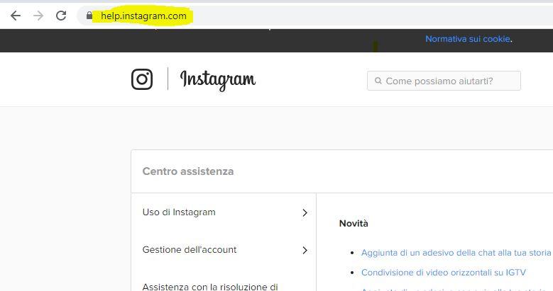 help instagram