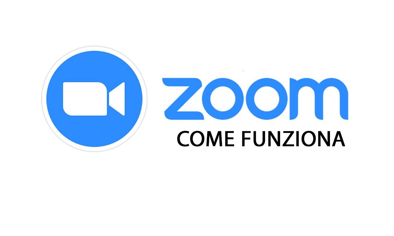 Come funziona Zoom Meeting