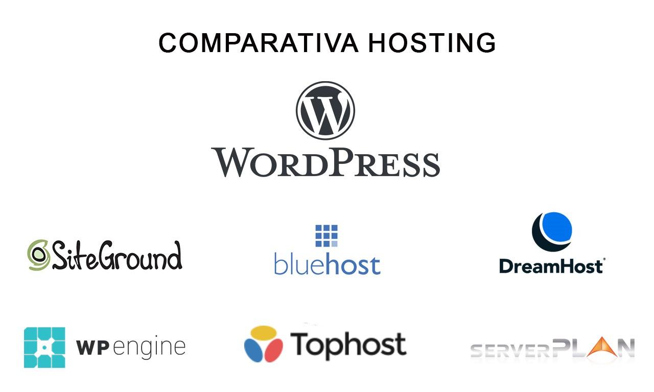 Migliori Hosting WordPress: Classifica aggiornata 2020