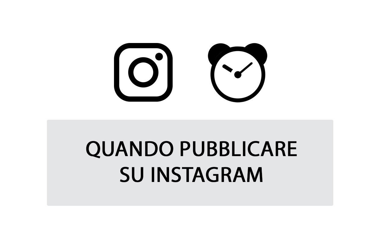 quando pubblicare su instagram orario