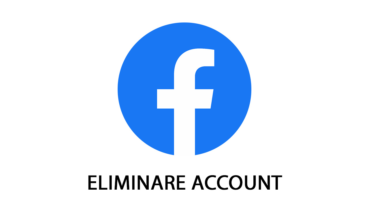 Facebook eliminare account