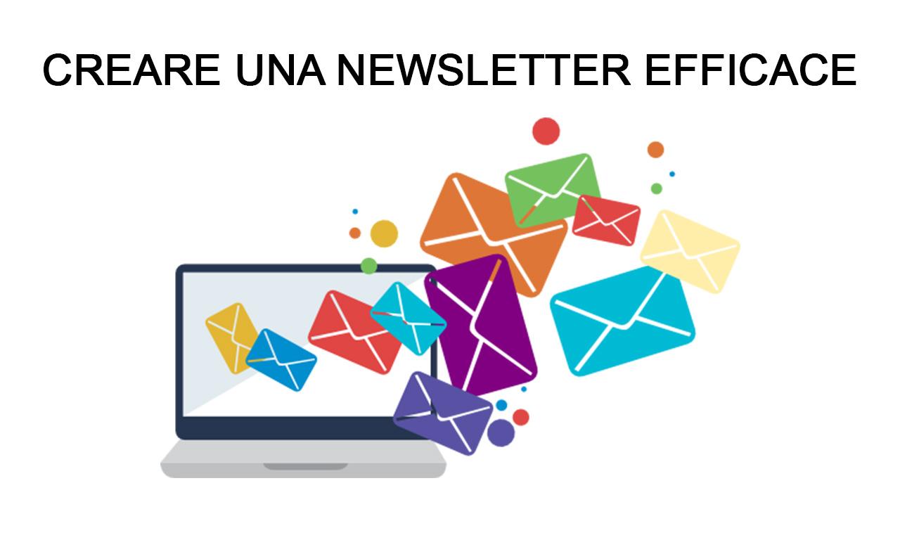 come creare una newsletter efficace