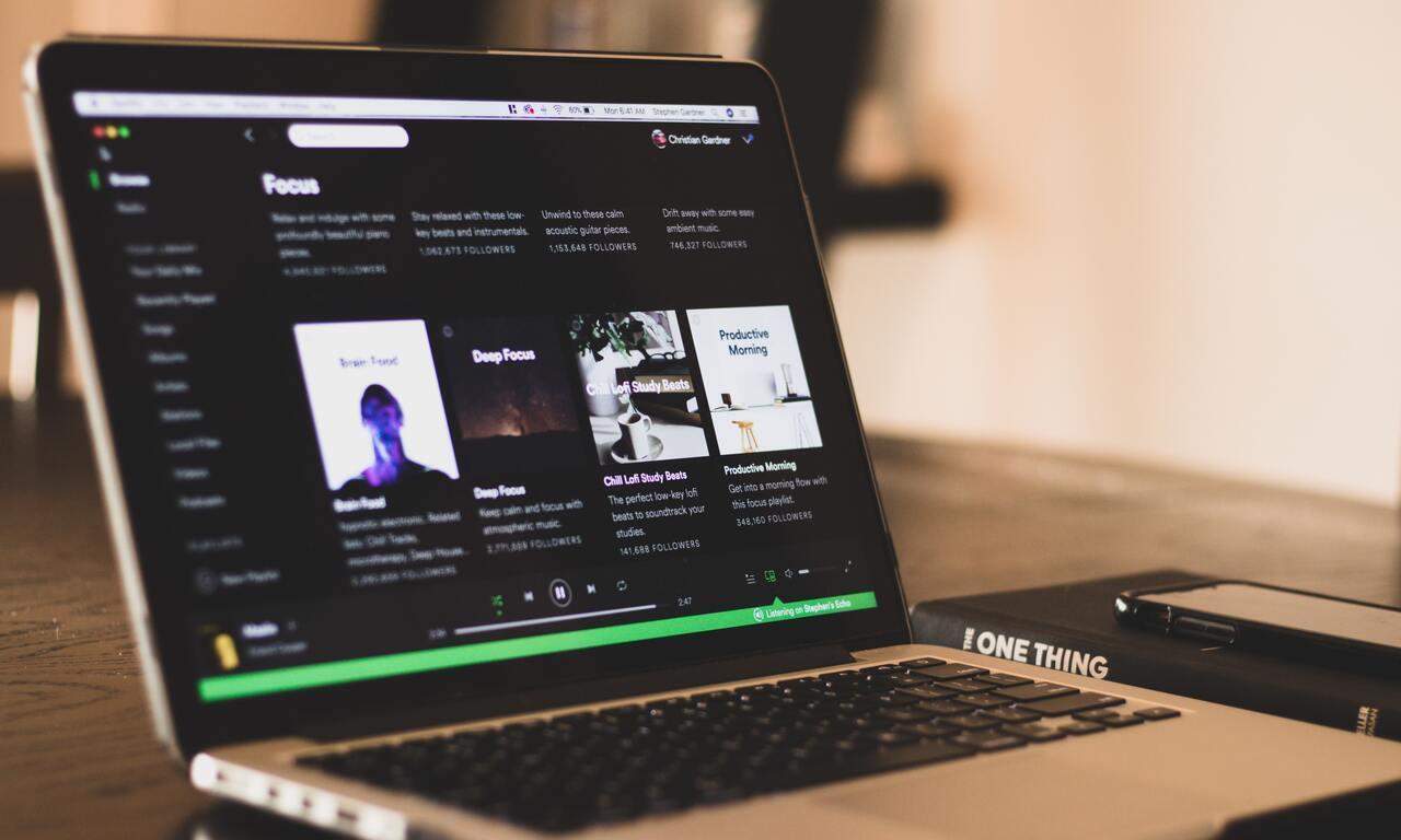 spotify vedere le canzoni piu ascoltate