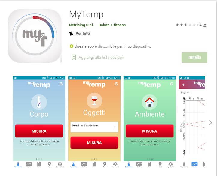 MyTemp