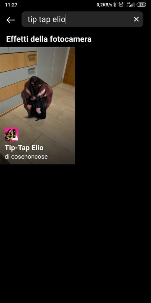 Filtro Elio Tip Tap