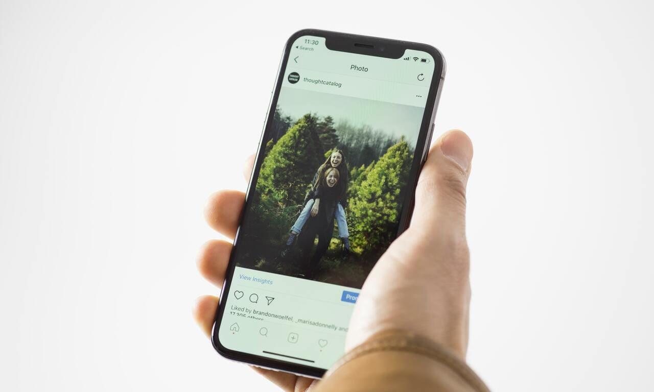 Come non ricevere più email da Instagram
