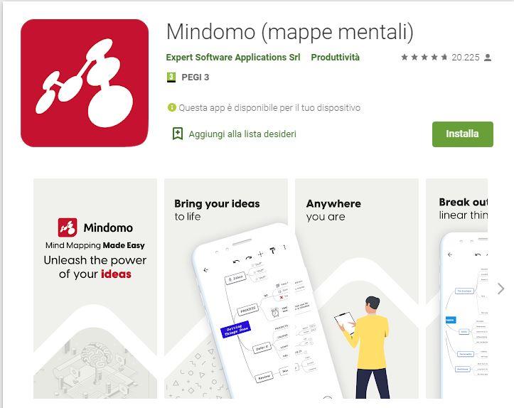 mindmomo app