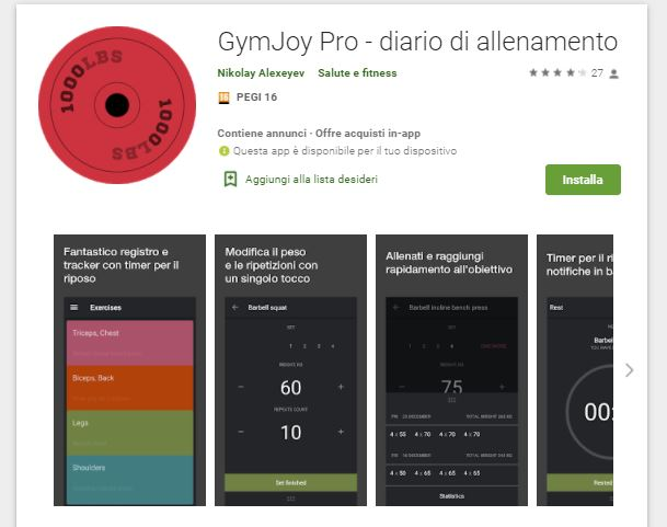 GymJoy