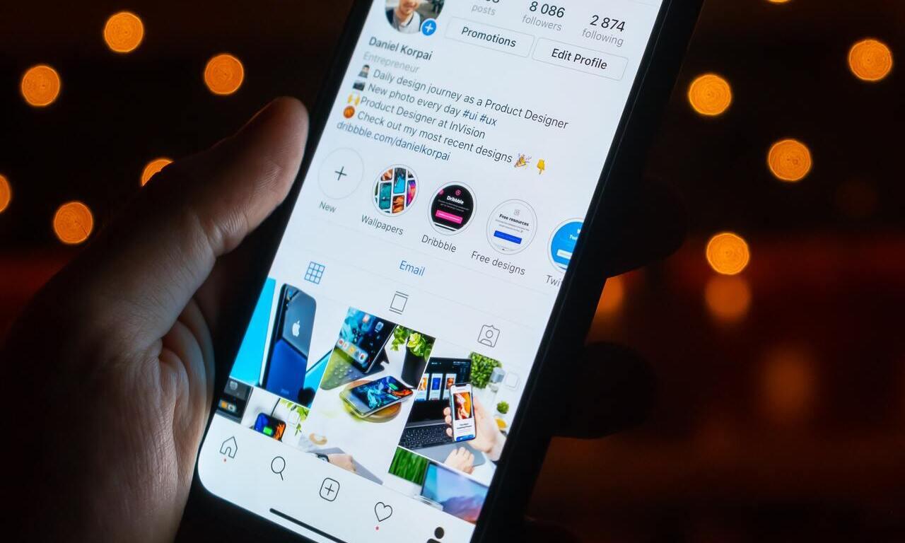 Come avere badge di verifica Instagram