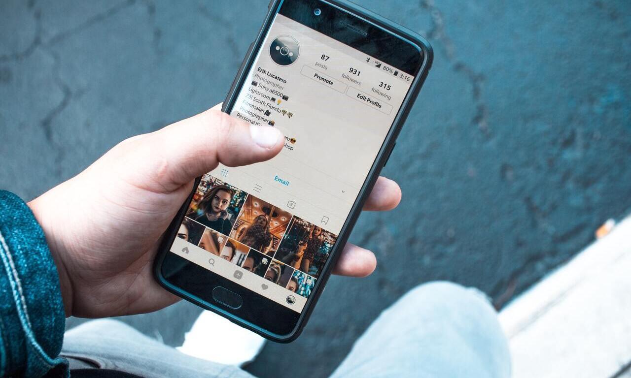 Instagram nero: come attivare la Dark Mode