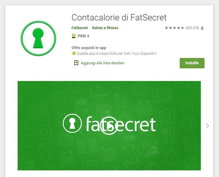 FatSecret