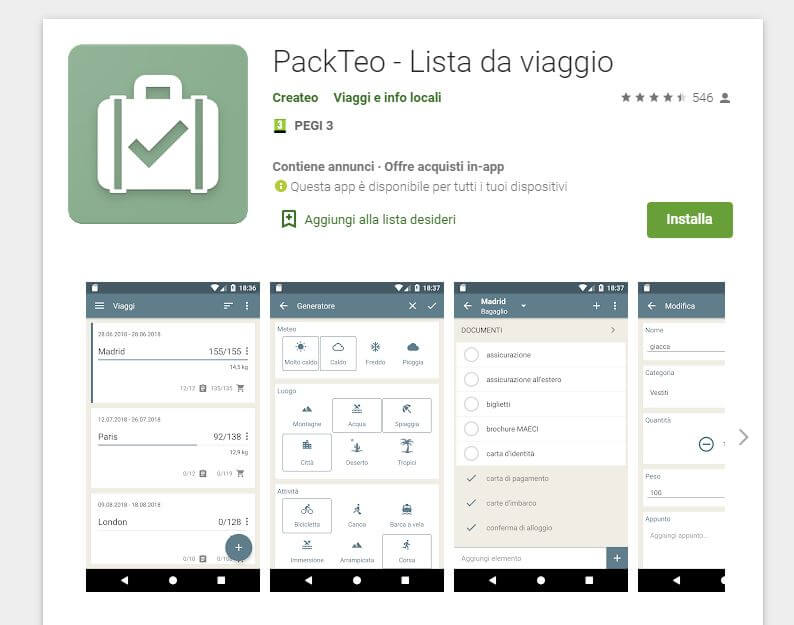 PackTeo